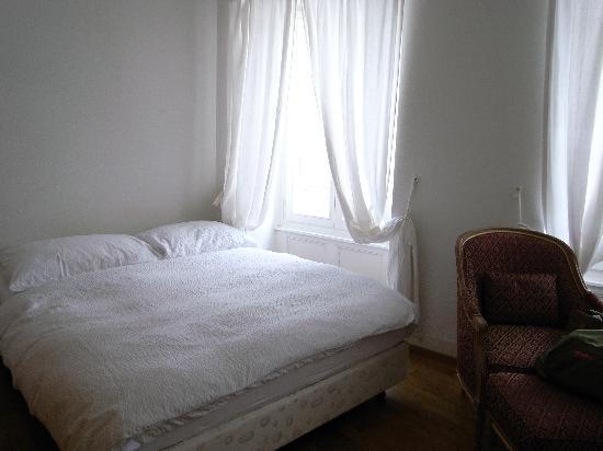 Hotel-Restaurant de la Rouvenaz : 室内