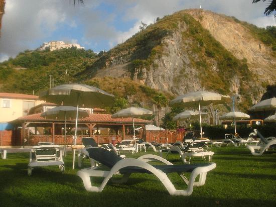 San Nicola Arcella, Italia: piscina