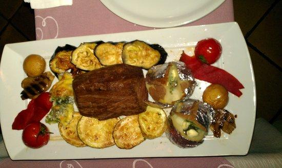 Coeur de Filet: The magnificent Chateaubriand!