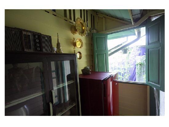 Baan Tepa: in home