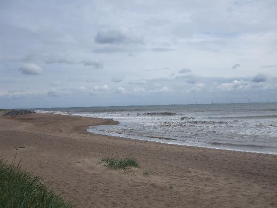The Leisure Hotel: Beach at Skegness