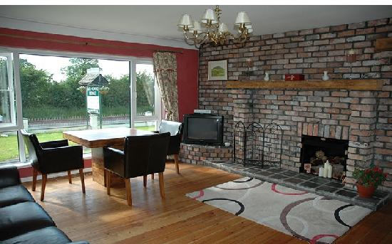 Upper Ballinderry, UK: Lounge