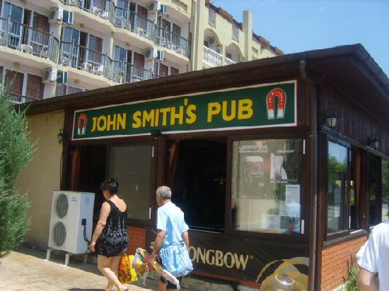 Rose Village Apartments: john smiths pub