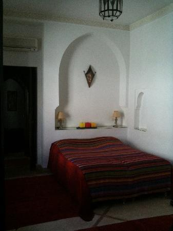 Riad Chergui: My room
