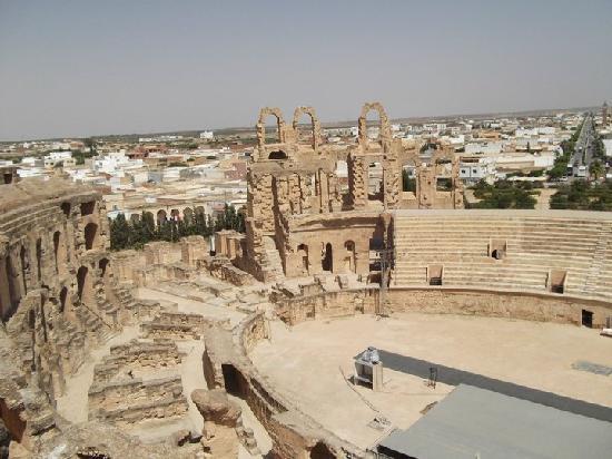 JAZ Tour Khalef Thalasso & Spa : El Djem