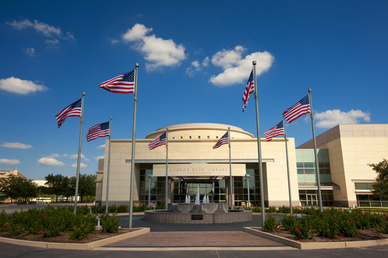 ‪George Bush Presidential Library and Museum‬