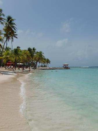 Club Med La Caravelle: plage de la caravelle