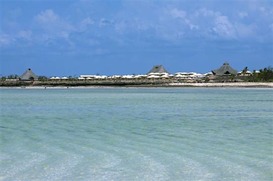 Ora Resort Watamu Bay: mare cristallino