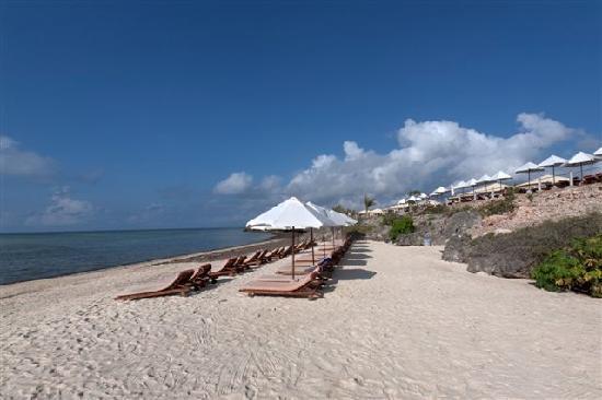 Ora Resort Watamu Bay: spiaggia bianca