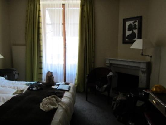 Tiffany Hotel: Great room