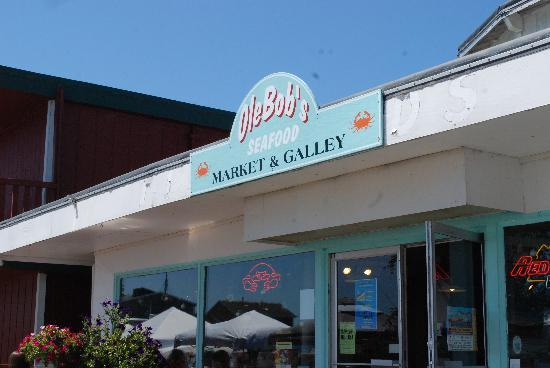 OleBob's Seafood Market and Galley Restaurant: exterior