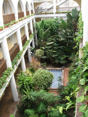 La Herradura, Hiszpania: Interior del hotel