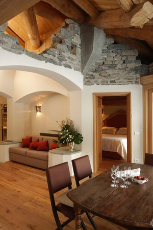 Saint Hubertus Resort: One of the magnificent apartments