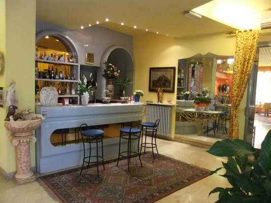 Hotel Impero: Bar