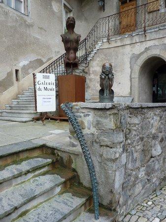 HR Giger Museum: HR Giger