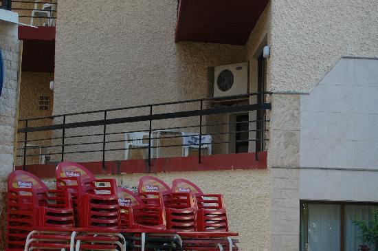 Hotel Medina Azahara: mira si es facil entrar a robar