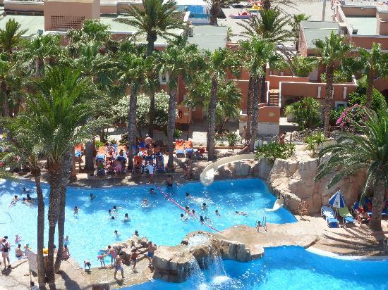 Vistas Desde La Terraza Picture Of Playacapricho Hotel