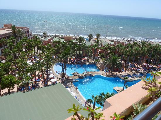 Playacapricho Hotel: más vistas
