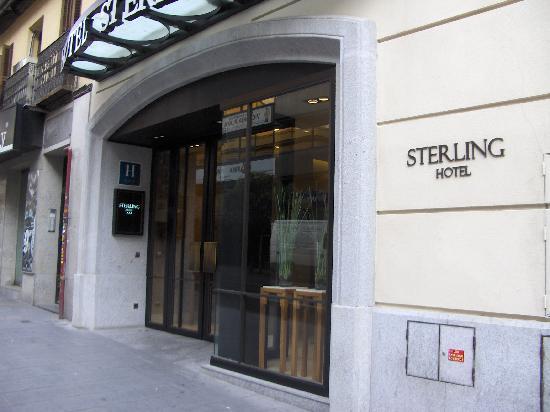 Hotel Sterling Ingresso Dell Sterlig Di Madrid