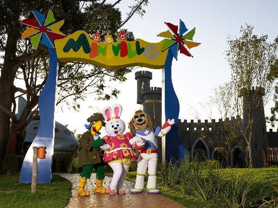 Royal Palm Plaza Resort: Miniville
