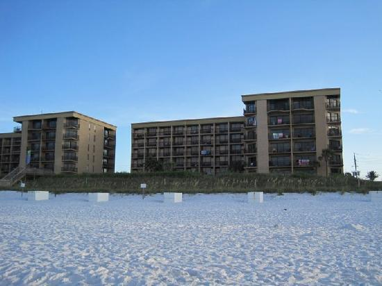 The View From Our Room It Was Great Picture Of Wyndham Garden Fort Walton Beach Destin Fort