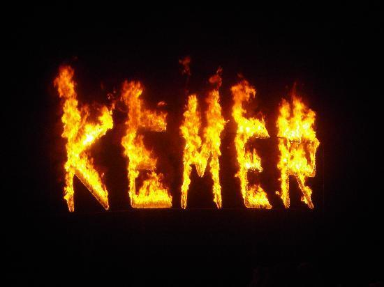 Club Med Kemer: la classique