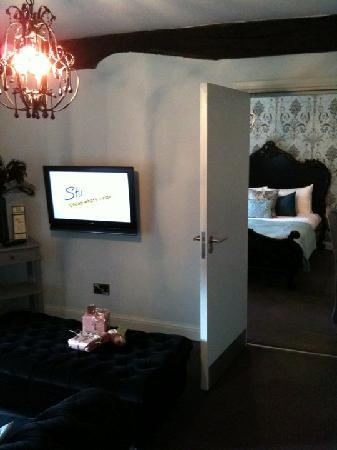 The Manor House Hotel : great room