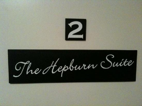 The Manor House Hotel : The Hepburn Suite