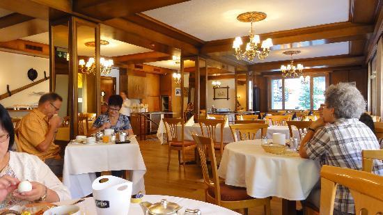Hotel Bristol: 朝食