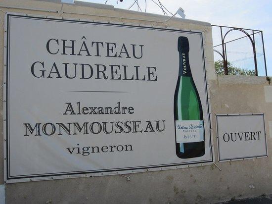 Chateau Gaudrelle, Vins de Vouvray