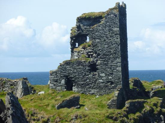 Baltimore, Ireland: The O Driscoll Castle