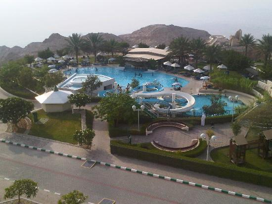 Mercure Grand Jebel Hafeet Al Ain: swimming pool