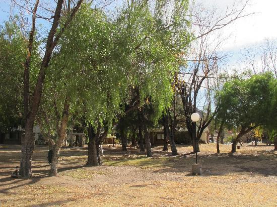 Cabanas del Sol: vista del parque 2