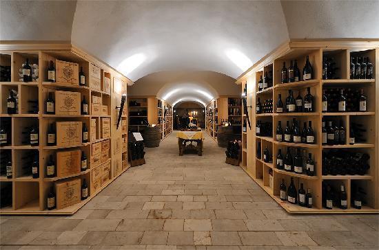 Villa Orso Grigio : Tempio del Vino