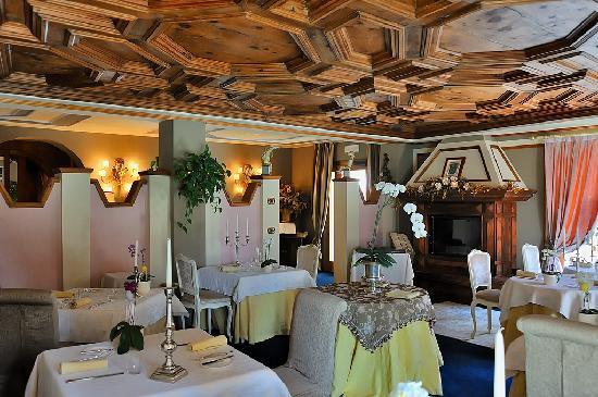 Villa Orso Grigio: Sala per la cena