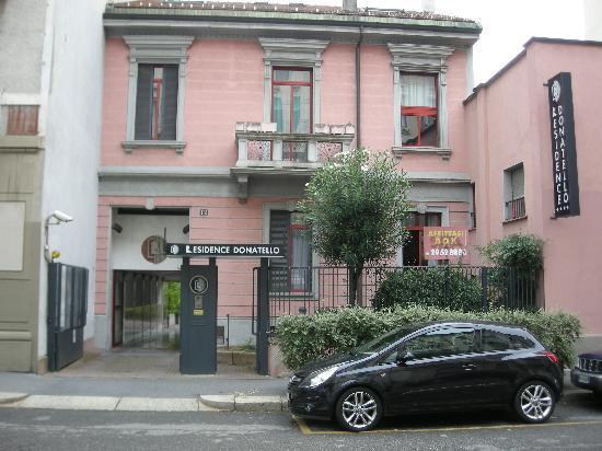Residence Donatello, Milan