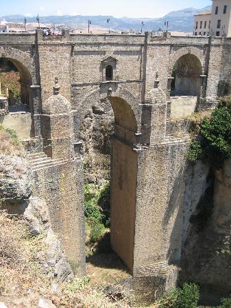 El Tajo: The new bridge