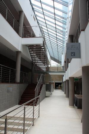 HAVET Hotel Resort & Spa: Foyer