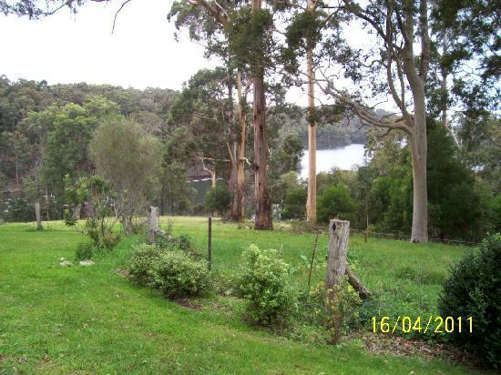 Pub Hill Farm: view from farm