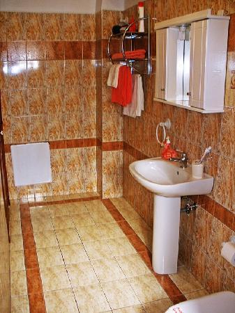 Apollo Studios: Bathroom (Apartment Nr.1)