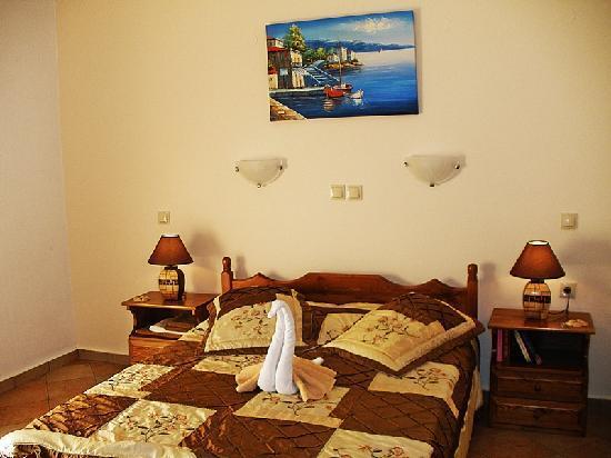 Apollo Studios: Bedroom (Apartment Nr.1)