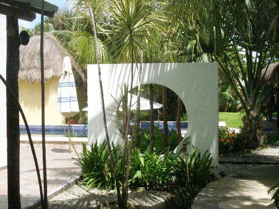 Villa Escondida Cozumel Bed and Breakfast: QUIET & PEACEFUL