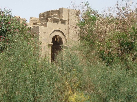 Agilkia: Römischer Torbogen