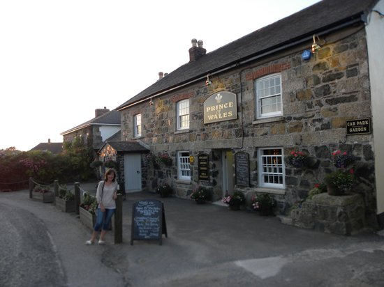 The Prince of Wales Restaurant: The Prince of Wales