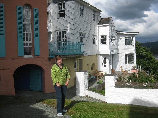 Best Rooms At Portmeirion