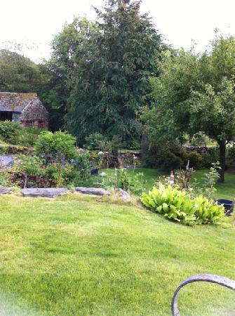 Gilpin Mill: Garden