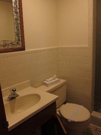 Rose Farm Inn: Bathroom - very clean