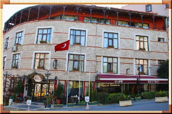 The Megara Palace Hotel