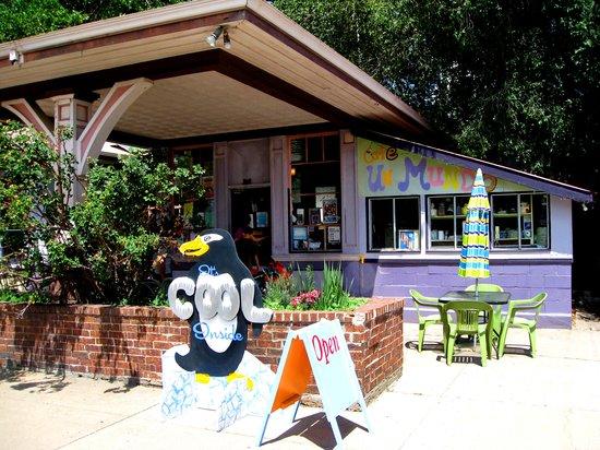 Cafe Un Mundo exterior - 1