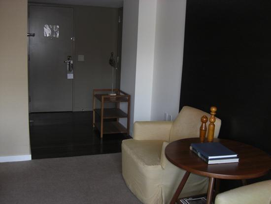 Park Hyatt Washington D.C.: Premier Park Deluxe Sitting Area/ Entrance
